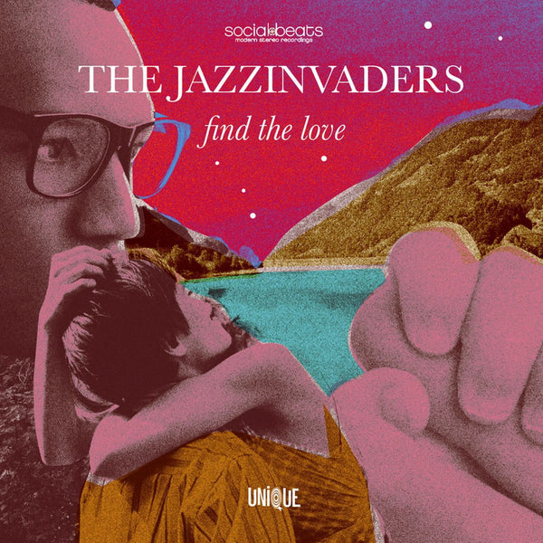 The Jazzinvaders - Find The Love (Vinyl LP)