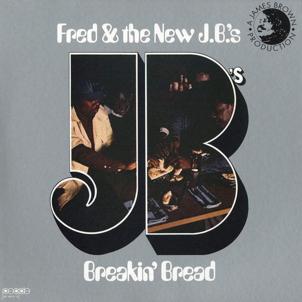 Fred Wesley & The New J. B's - Breaking Bread (Vinyl LP) - Rook Records
