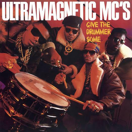 "Ultra Magnetic M.C.'s - Give The Drummer Some (Vinyl 7"") [PREORDER]"