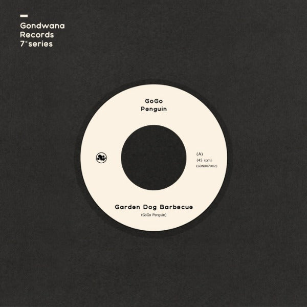 "GoGo Penguin - Garden Dog Barbecue / Hopopono (Vinyl 7"")"