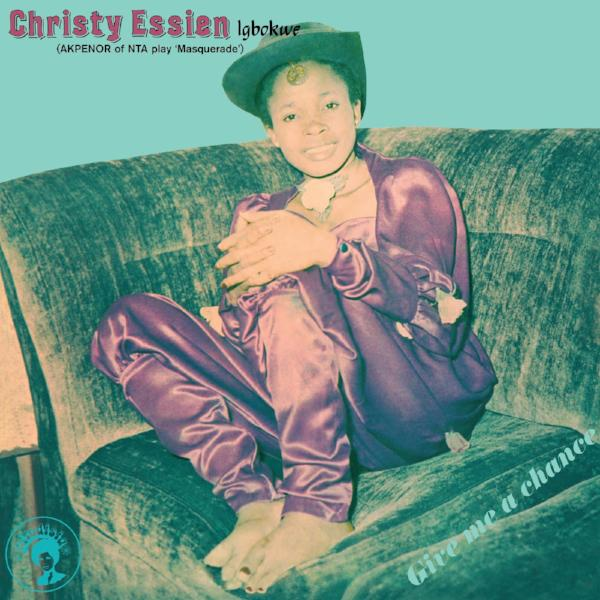Christy Essien - Give Me A Chance (Vinyl LP)