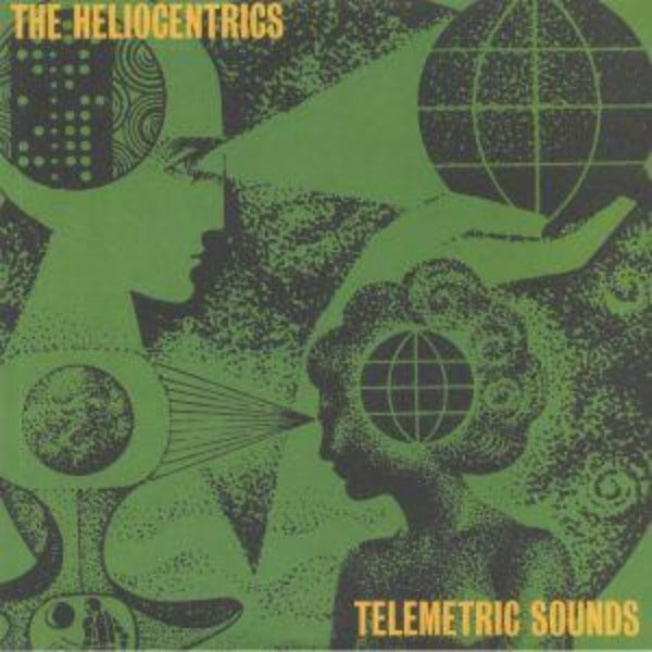 The HELIOCENTRICS - Telemetric Sounds (Vinyl LP)