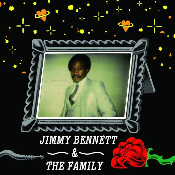 "Jimmy Bennett & The Family - Hold That Groove (Vinyl 7"")"