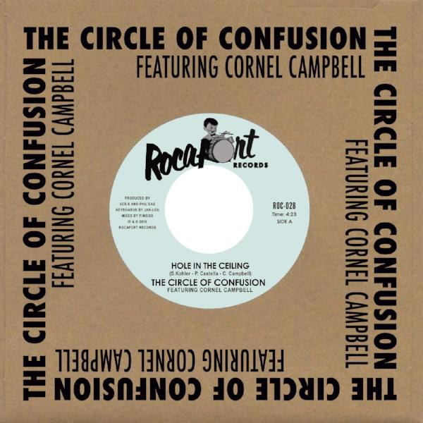"The Circle of Confusion - Hole in the Ceiling (Vinyl 7"")"