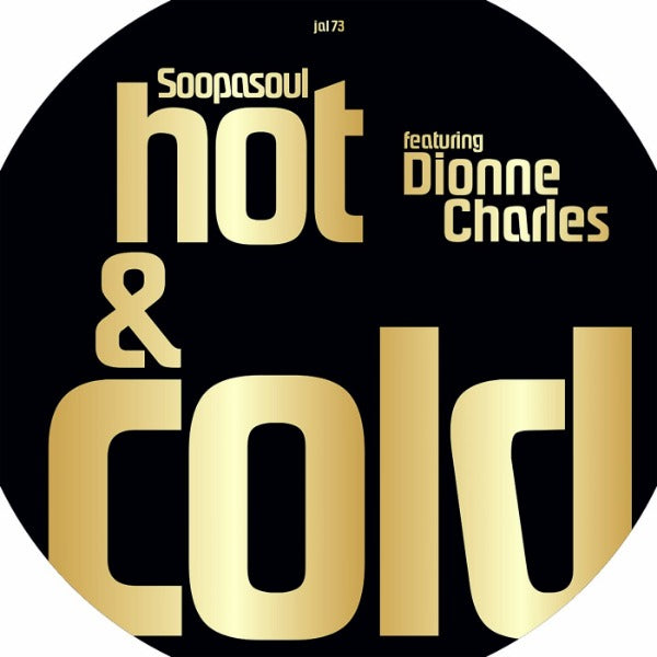 "Soopasoul ‎– Hot & Cold (Vinyl 7"")"