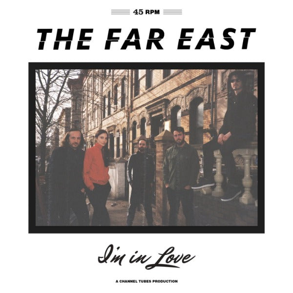 "The Far East ‎– I'm In Love (Vinyl 7"")"