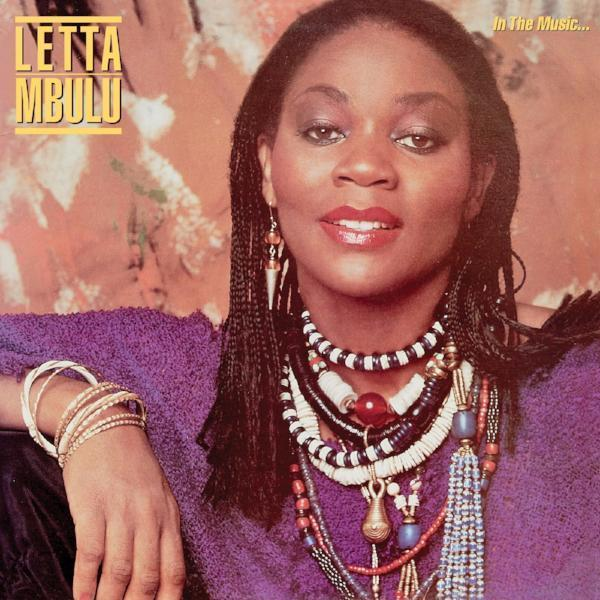 Letta Mbulu ‎– In The Music The Village Never Ends (Vinyl LP)