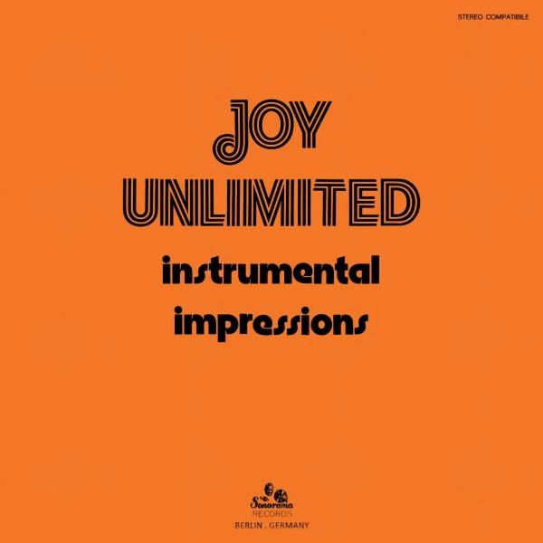 Joy Unlimited ‎– Instrumental Impressions (Vinyl LP)