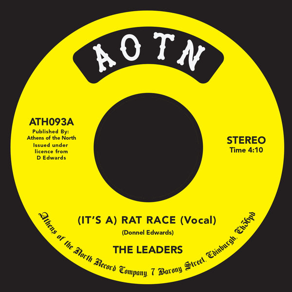 "The Leaders - (It's a) rat race (Vinyl 7"")"