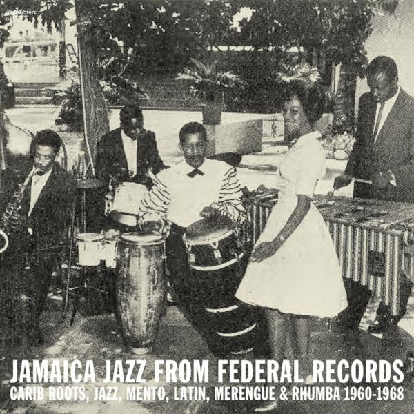 Various – Jamaica Jazz From Federal Records (Vinyl 2LP)