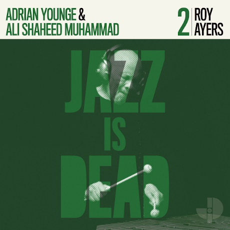 Adrian Younge / Ali Shaheed Muhammad/ Roy Ayers - Roy Ayers (Jazz Is Dead) (Vinyl LP) [PREORDER]