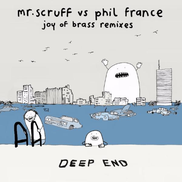 "Phil France - Joy of Brass (Mr. Scruff Remixes) (Vinyl 12"")"