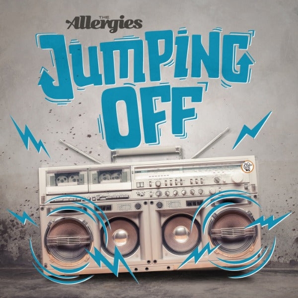"The Allergies ‎– Jumping Off (Vinyl 7"")"