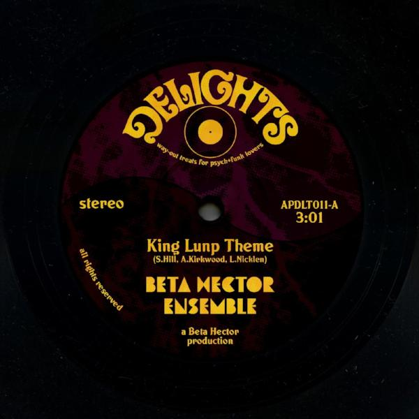 "Beta Hector Ensemble - King Lunp Theme (Vinyl 7"")"
