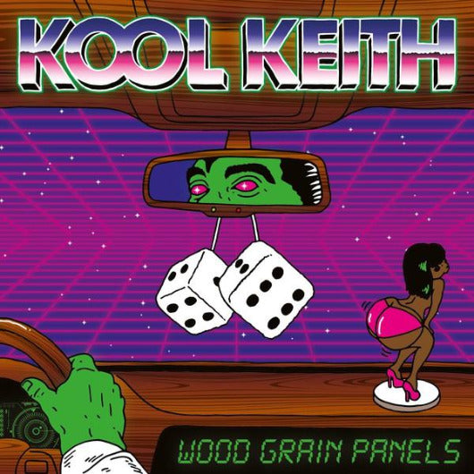 "Kool Keith ‎– Wood Grain Panels (Vinyl 7"")"