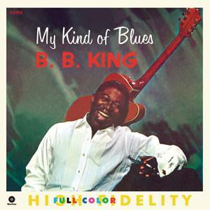 B. B. King - My Kind Of Blues (Vinyl LP) - Rook Records