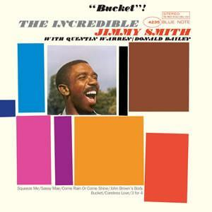 The Incredible Jimmy Smith - Bucket (Vinyl LP)