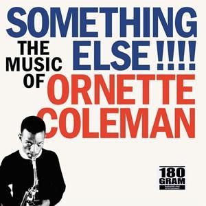 Ornette Coleman - Something Else!! The Music Of... (Vinyl LP)