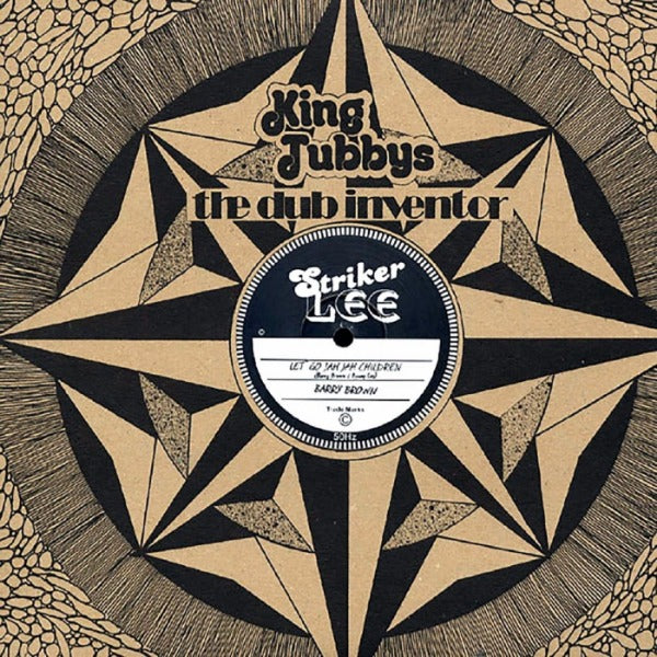 "Barry Brown / King Tubby ‎– Let Go Jah Jah Children / Leggo Jah Jah Children Dubplate (Vinyl 10"")"