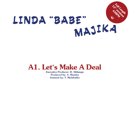 "Lynda Majika - Let's Make A Deal (Vinyl 12"")"