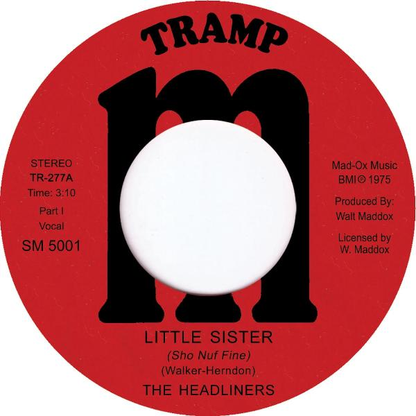 "The Headliners - Little Sister (Vinyl 7"")"