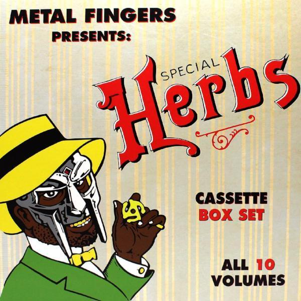 MF DOOM - Special Herbs Box Set (5xCassette Box)