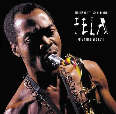 Fela Kuti - Teacher Don't Teach Me Nonsense (Vinyl LP) - Rook Records