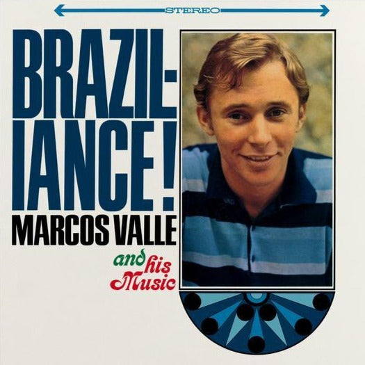 Marcos Valle And His Music ‎– Braziliance! (Vinyl LP)