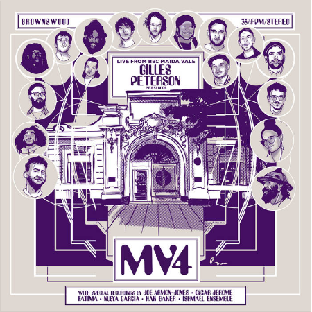 Various Artists - Gilles Peterson Presents: MV4 (Vinyl 2LP)
