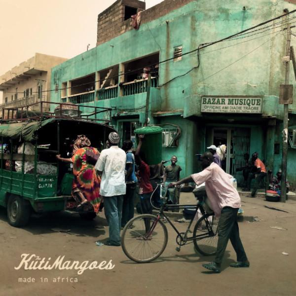 The KutiMangoes - Made in Africa (Vinyl LP)
