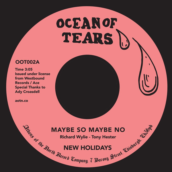 "New Holidays - Maybe So, Maybe No (Vinyl 7"")"