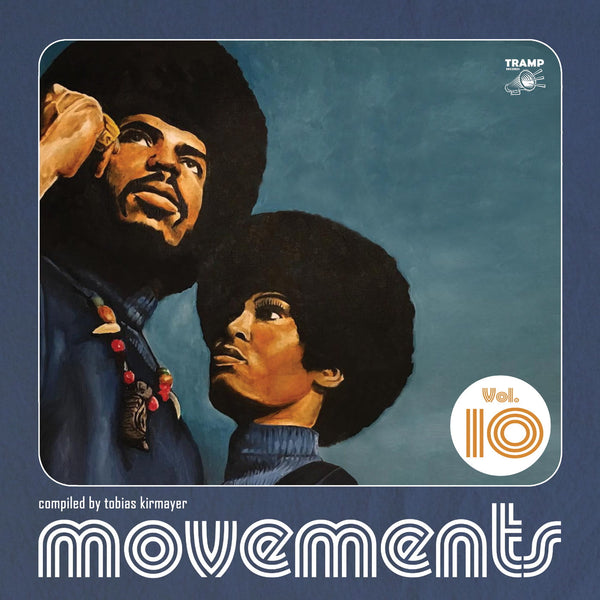 Various ‎– Movements Vol. 10 (Vinyl 2LP)