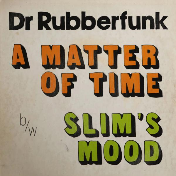 "Dr Rubberfunk - My Life at 45 (Part 3) (Vinyl 7"")"