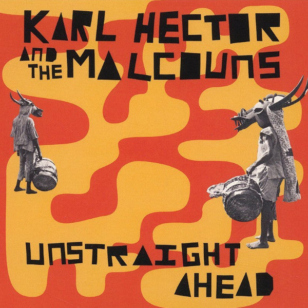 Karl Hector & The Malcouns ‎– Unstraight Ahead (Vinyl 2LP)