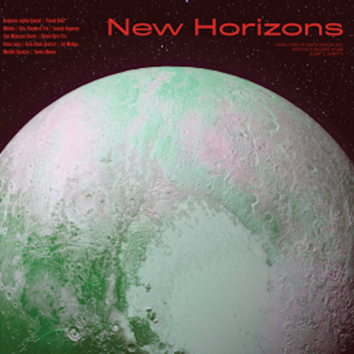 Various - New Horizons (Vinyl 2LP)