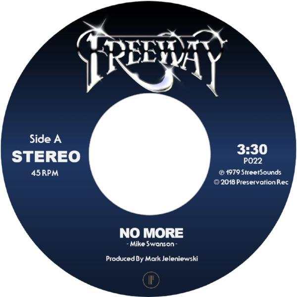 "Freeway - No More / Coming From The Heart (Vinyl 7"")"