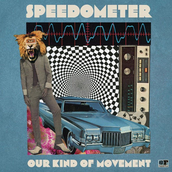 Speedometer ‎– Our Kind of Movement (Vinyl LP)