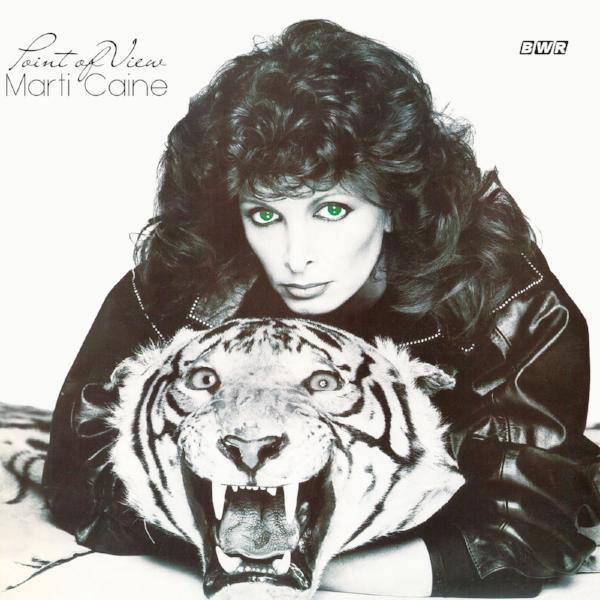 Marti Caine ‎– Point Of View (Vinyl LP)