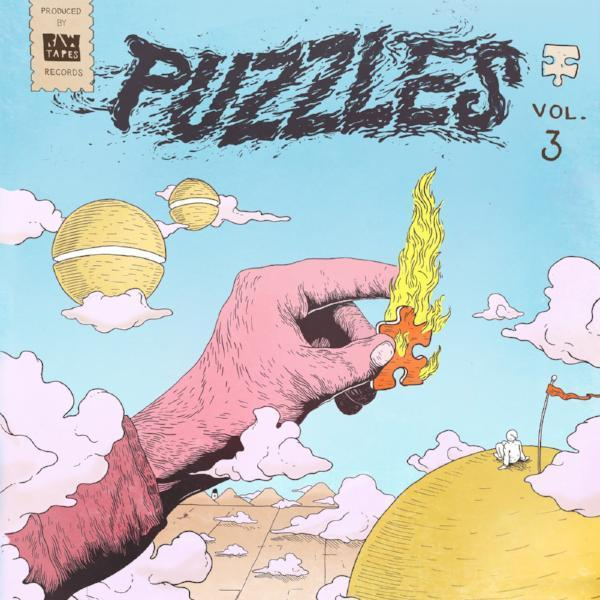 Various - Puzzles, Vol. 3 (Vinyl LP)