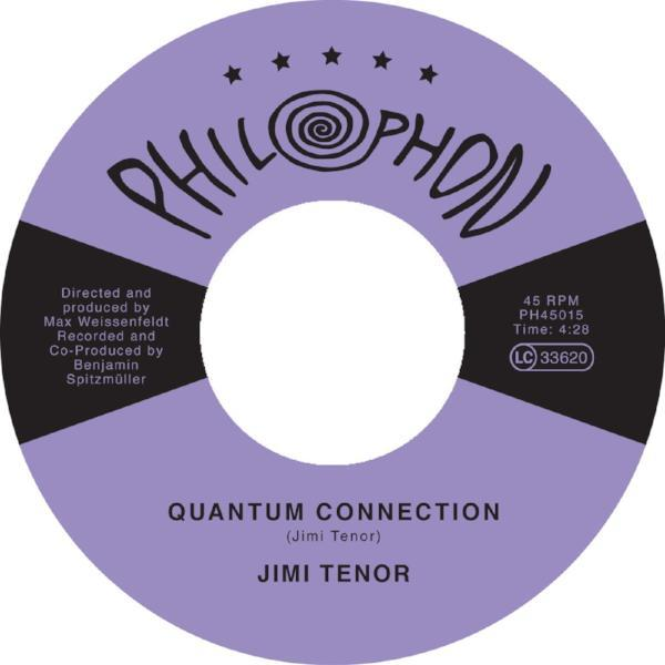 "Jimi Tenor - Quantum Connection (Vinyl 7"")"
