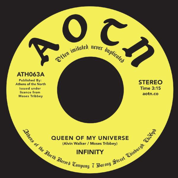 "Infinity - Queen of My Universe (Vinyl 7"")"
