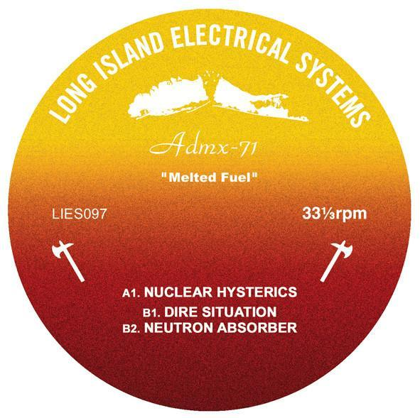 "ADMX-71 – Melted Fuel (Vinyl 12"")"