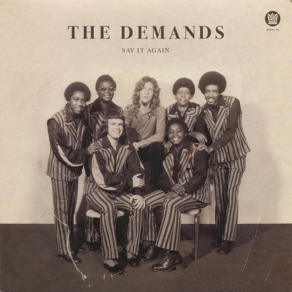 "The Demands – Say It Again (Vinyl 7"")"