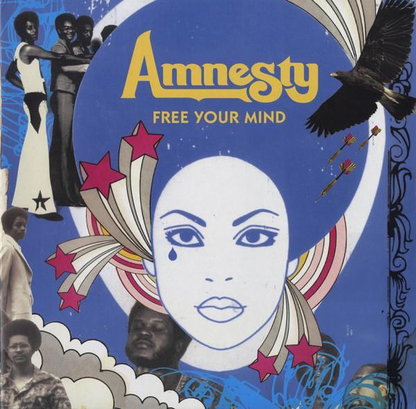 Amnesty ‎– Free Your Mind: The 700 West Sessions (Vinyl 2LP)