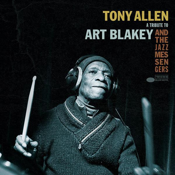 "Tony Allen ‎– A Tribute To Art Blakey & The Jazz Messengers (Vinyl 10"")"