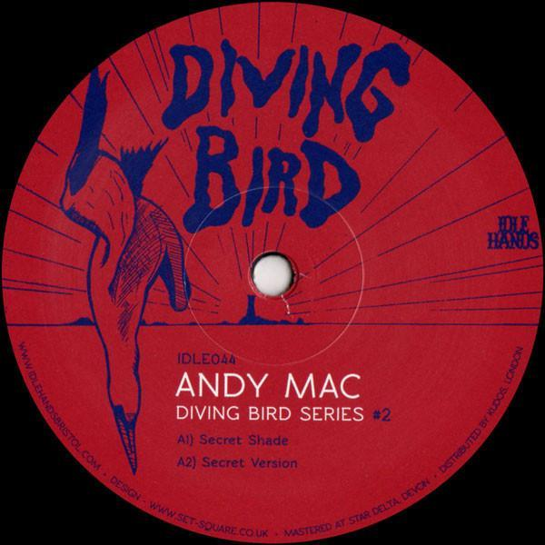 "Andy Mac - Diving Bird 2 (Vinyl 12"")"