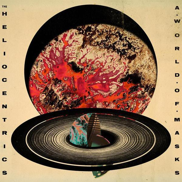 The Heliocentrics ‎– A World Of Masks (Vinyl LP)