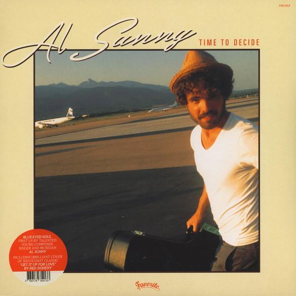 Al Sunny – Time To Decide (Vinyl LP)