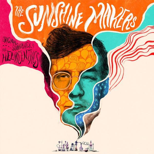The Heliocentrics – The Sunshine Makers (Original Soundtrack) (Vinyl LP)