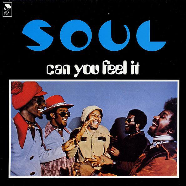 S.O.U.L - Can You Feel It? (Vinyl LP)